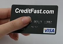 build credit fast one year