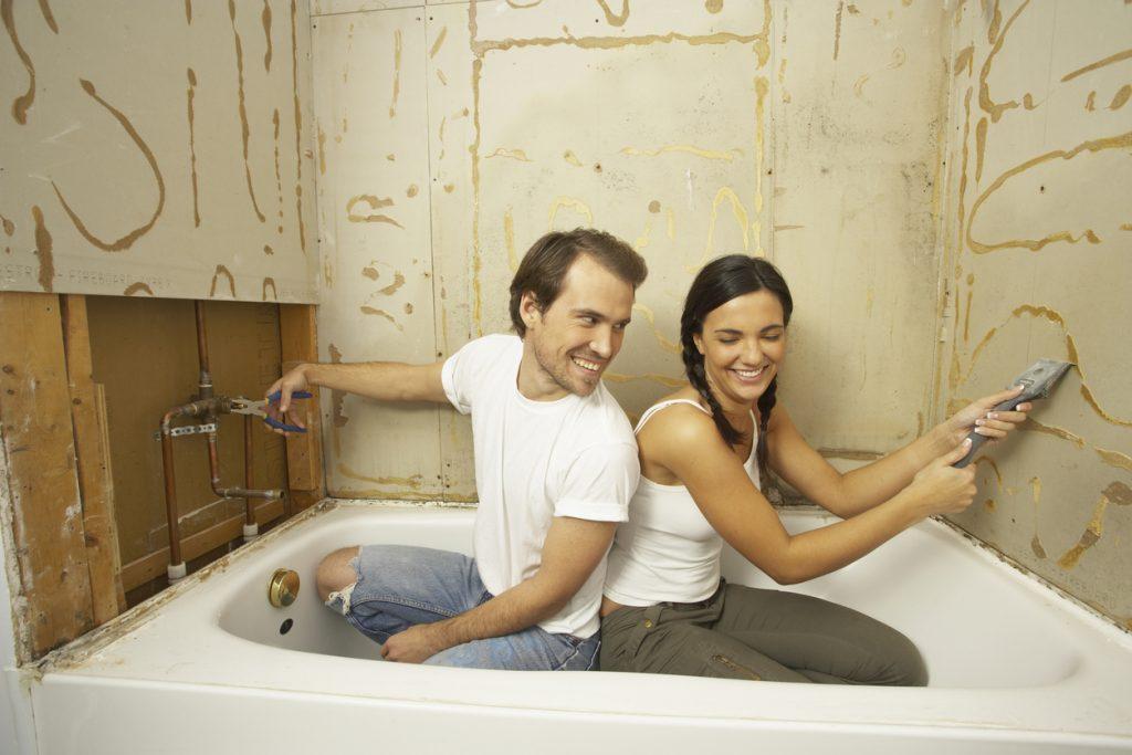 Home improvement credit cards home remodel financing for Bath remodel financing